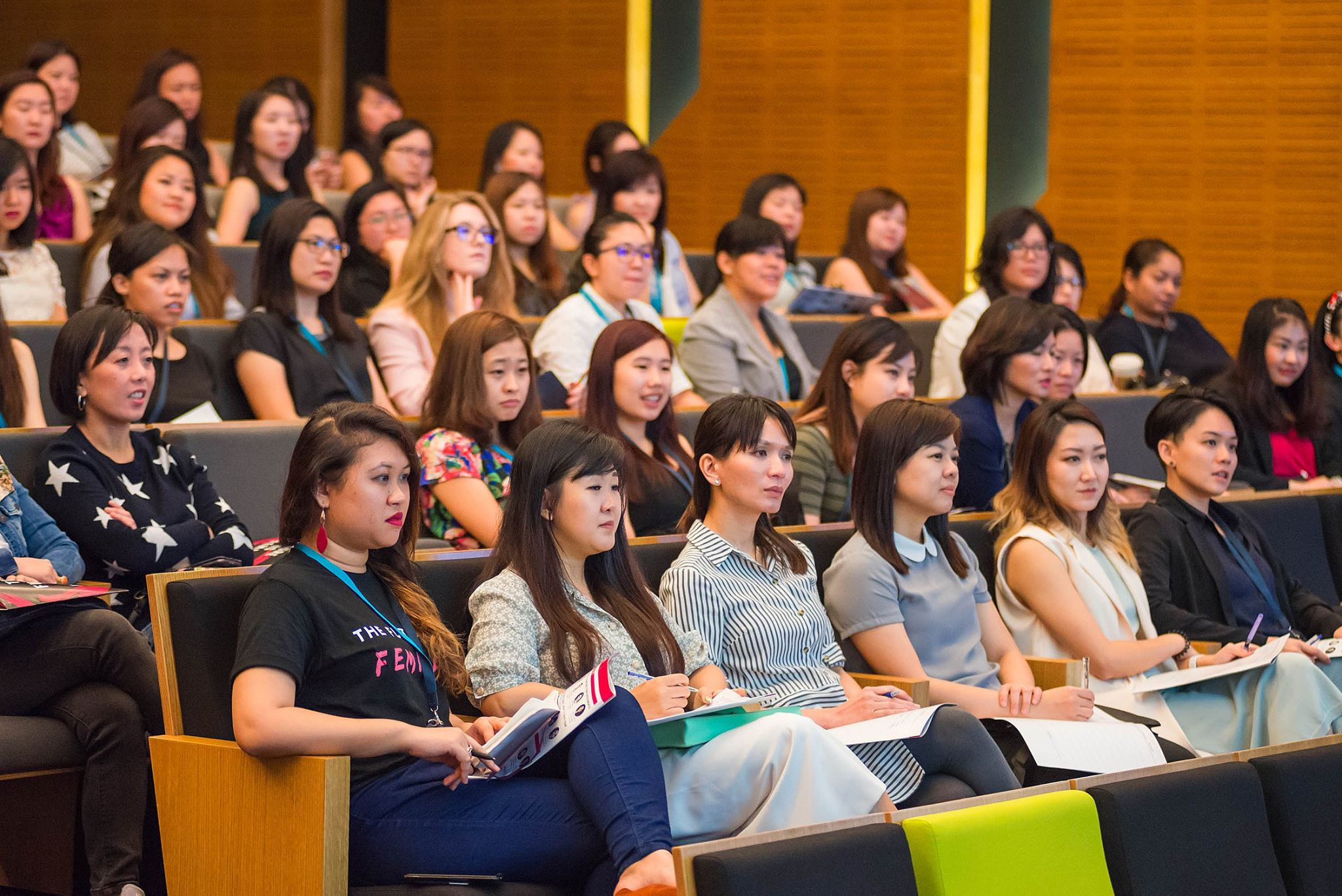 Female Networking Events in Asia